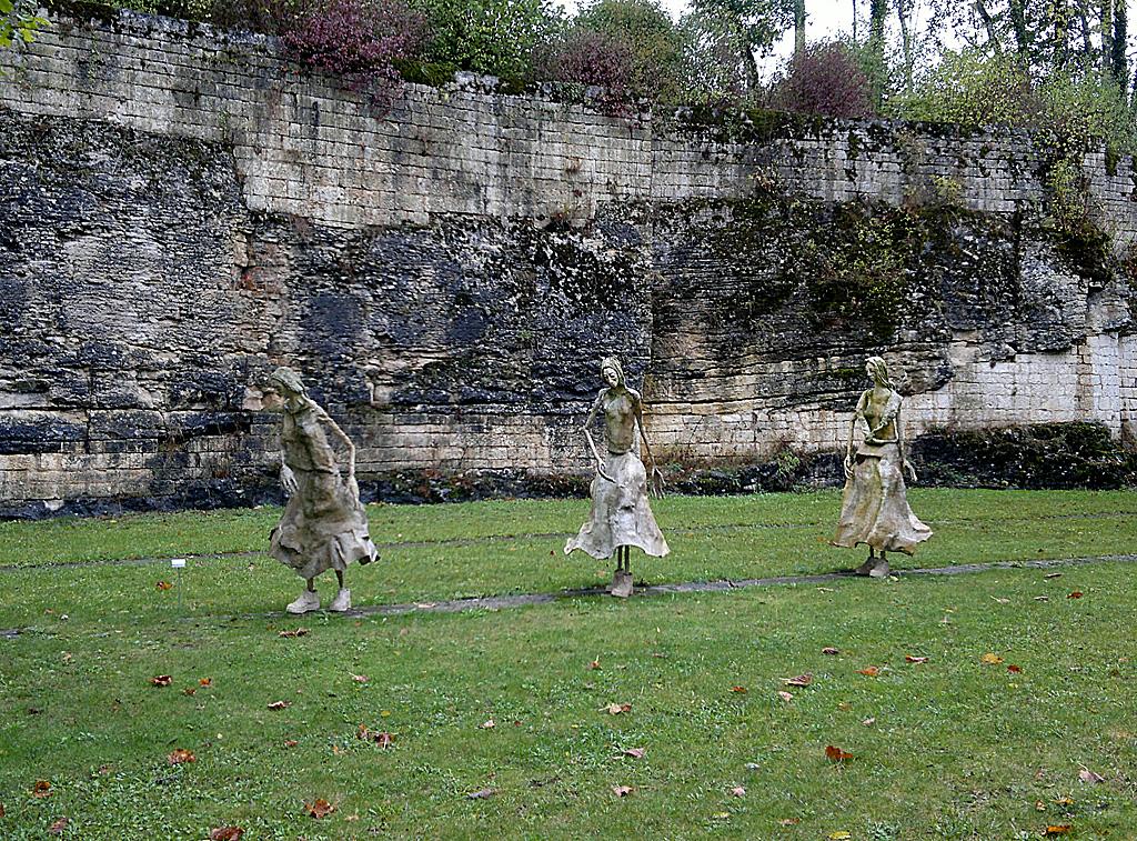 A l'abbaye de Auberive