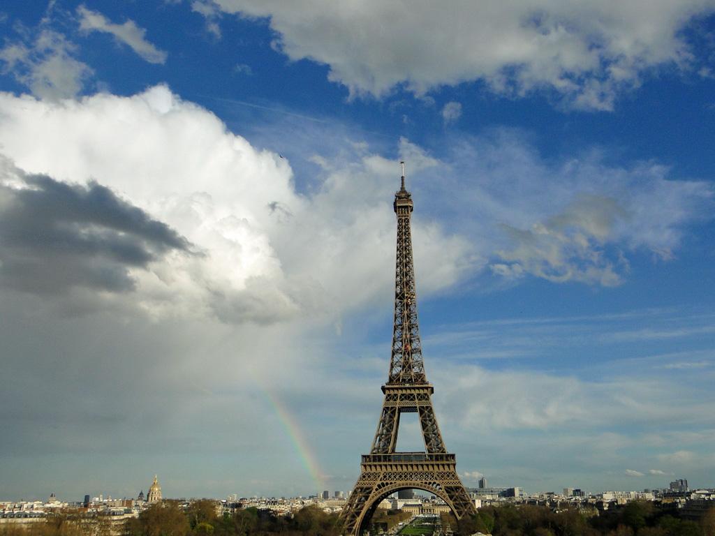 Ciel du Grand Paris