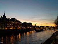 Coucher-Seine
