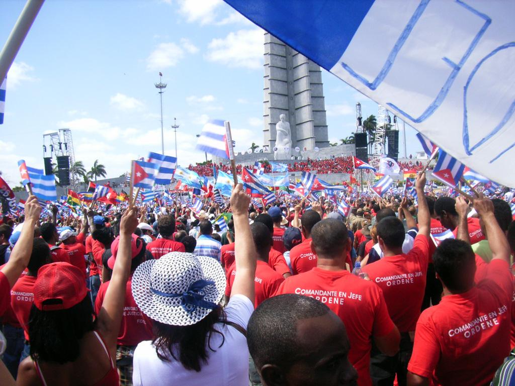 Cuba 1er mai 2006