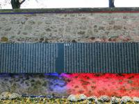 Monument-mur