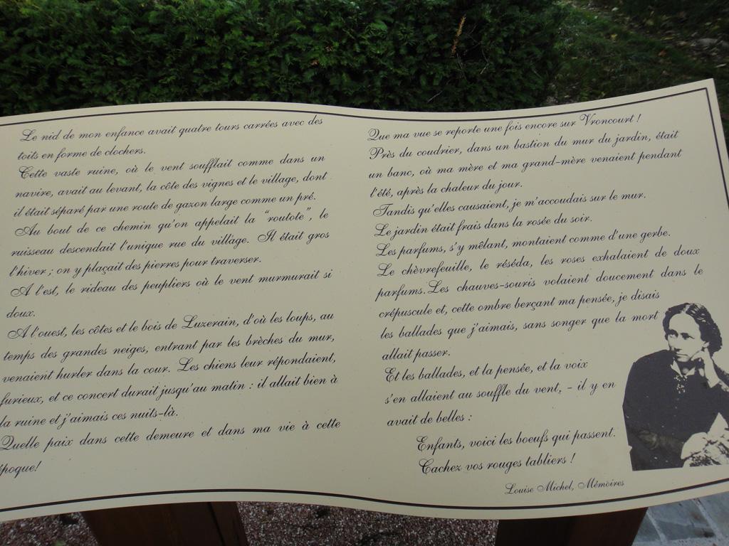 Texte de Louise Michel