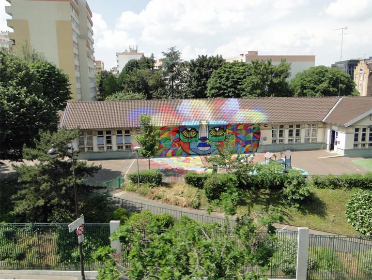 école avant transformation