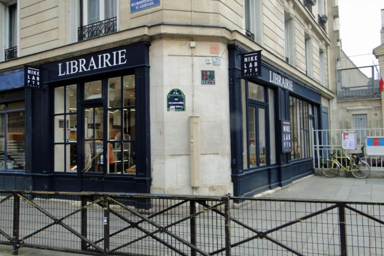 ex-librairie
