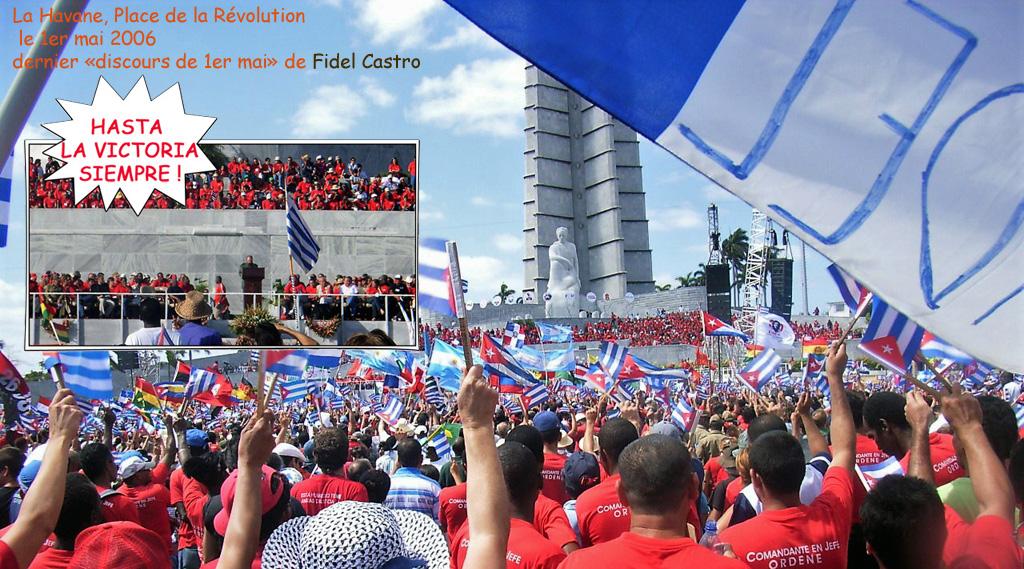 Hommage à Fidel