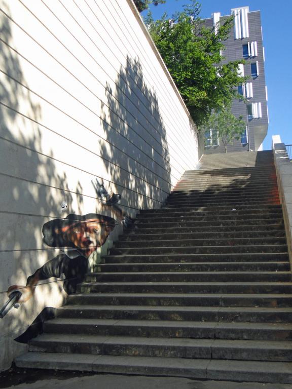 Gavroche-escalier