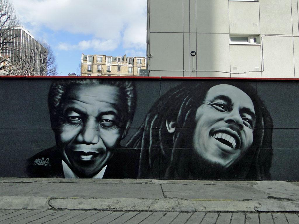 Mandela-Marley