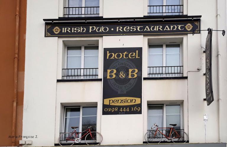 vélo-hôtel