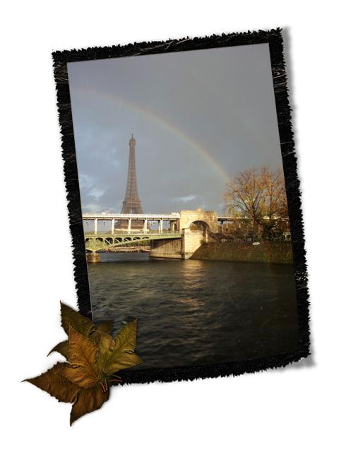 Eiffel-automne
