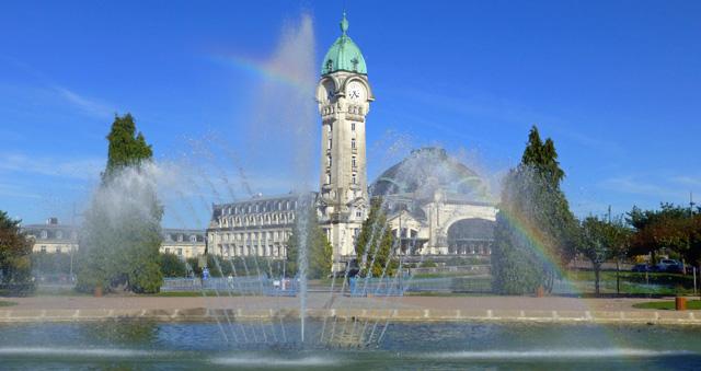 Limoges-gare-des-Bénédictins
