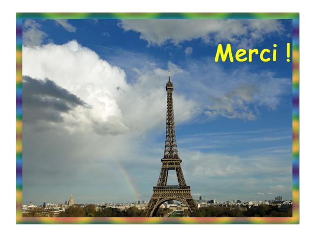 Ciel Tour Eiffel