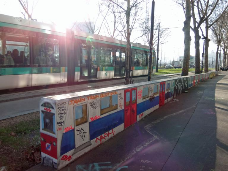 art-street-tramway
