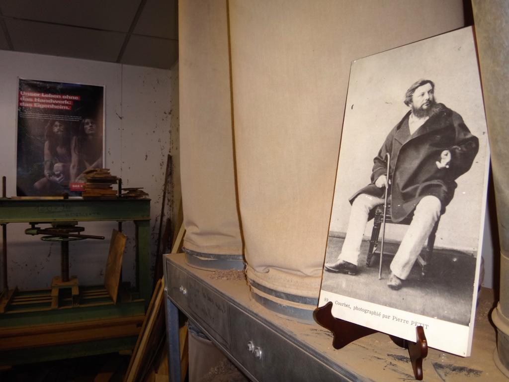Photo de Gustave Courbet