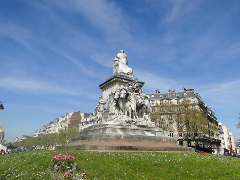 Monument à Pasteur