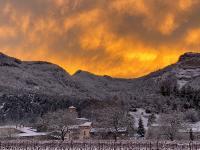 202102-Ciel d'hiver au lever ou coucher du soleil-ex-aequo