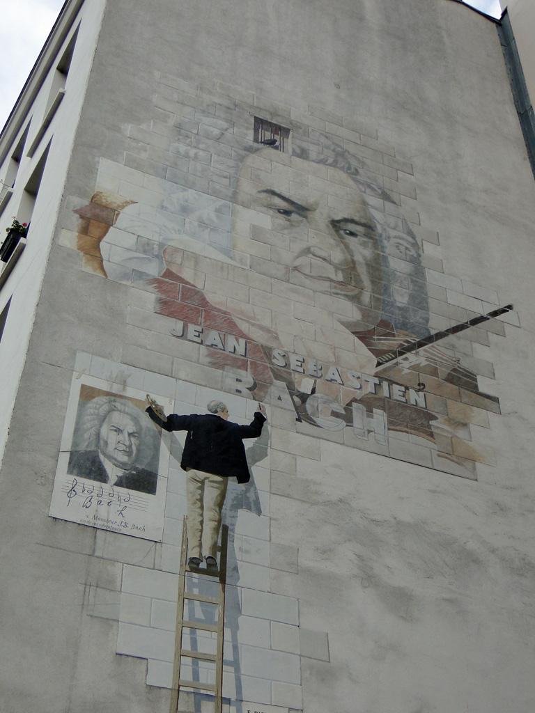 Jean-Sébastien Bach 1985