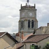 Clocher de Bellac