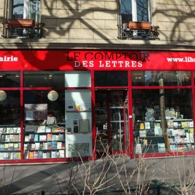 Le Comptoir des lettres
