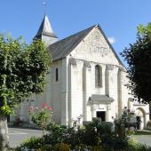 Cheval et église 1