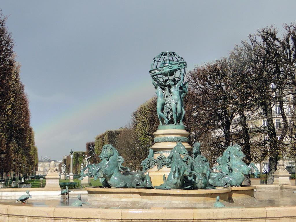 Fontaine des Quatre-Parties-du-Monde