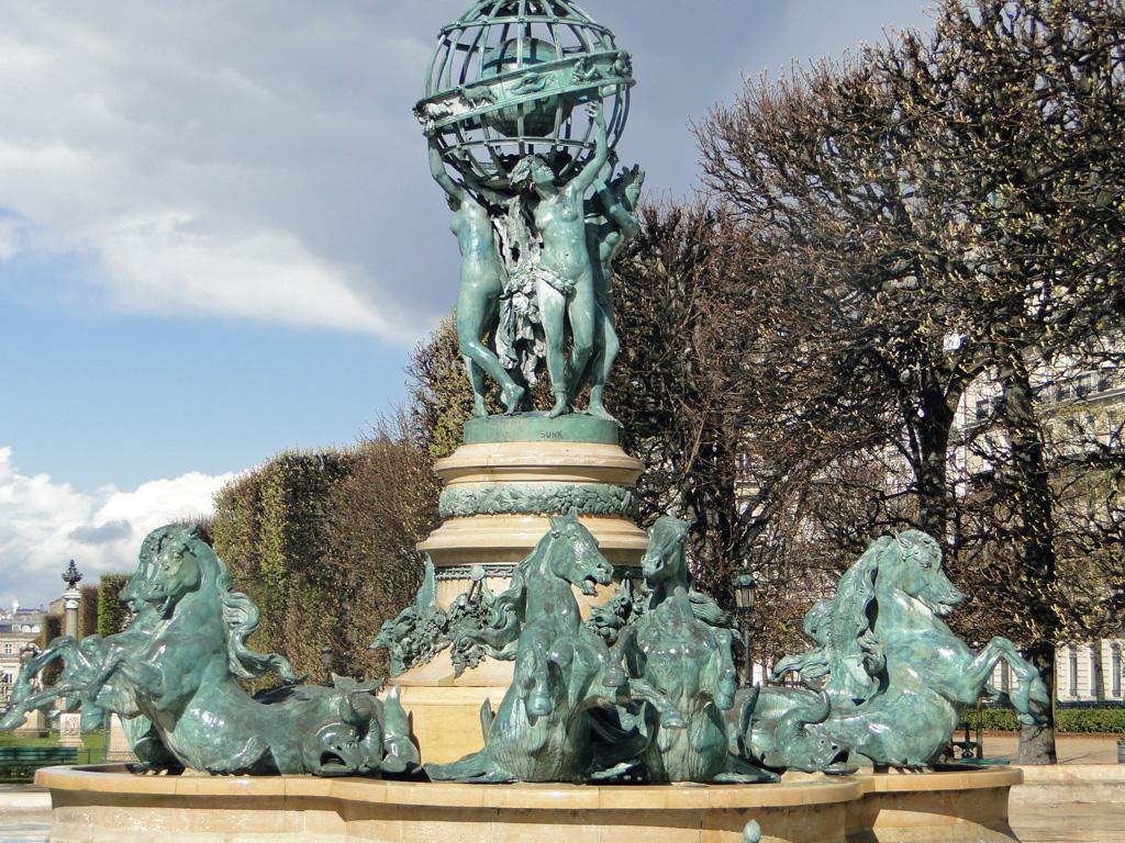 Fontaine des Quatre-Parties-du-Monde 2