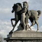 Le guerrier grec