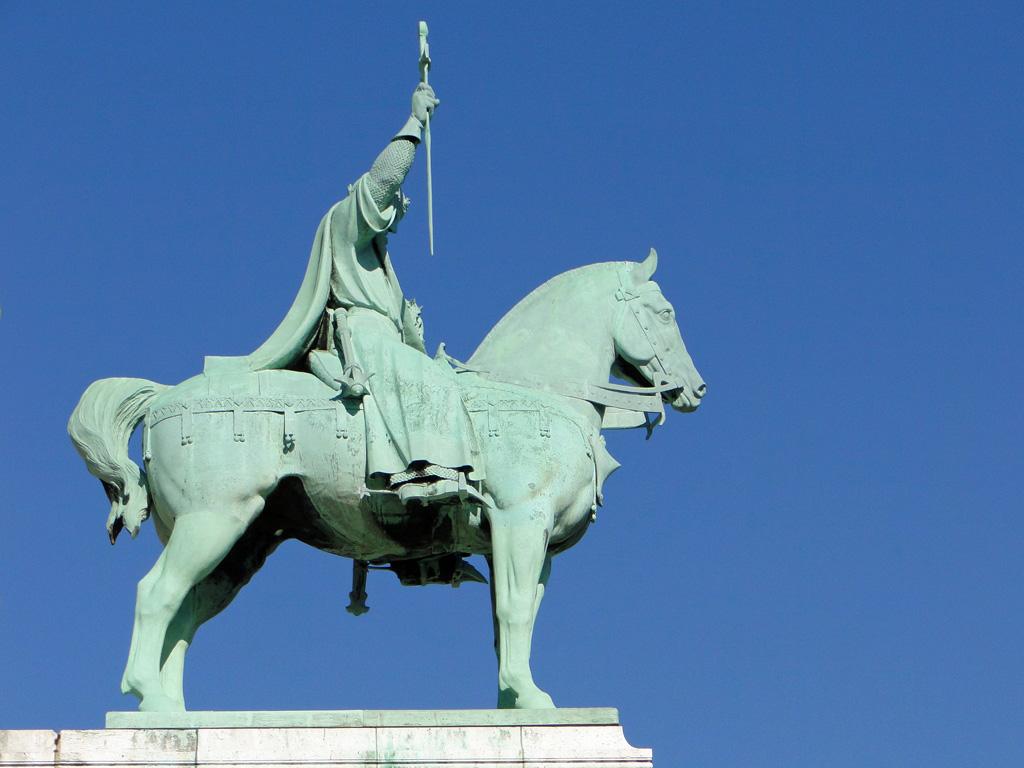 Louis IX autre côté