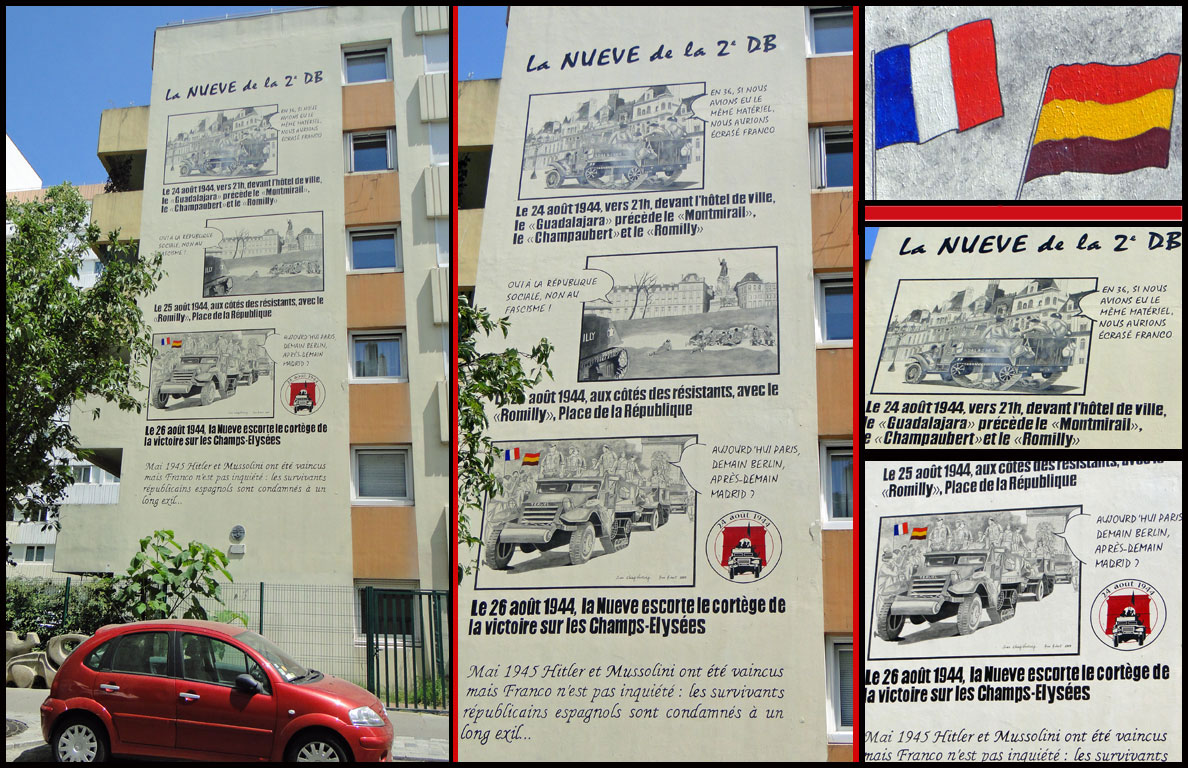 Historique (La Nueve)