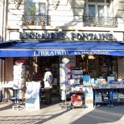 Librairie Fontaine