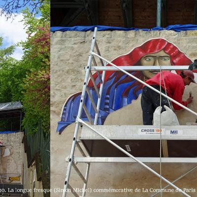 Fresque Belleville
