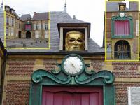 Horloge des marionnettes
