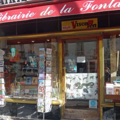 Librairie de la Fontaine