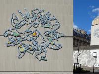 Lariboisiere mur