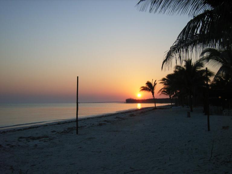 LEVER de soleil-Cuba2
