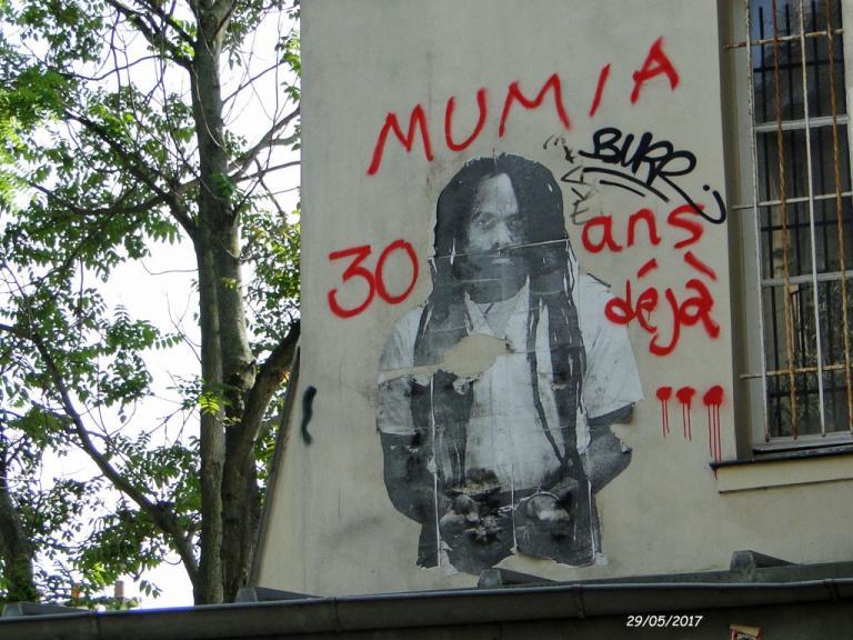 Liberté pour mumia