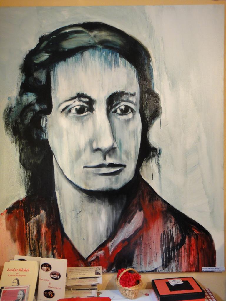 Portrait de Louise Michel