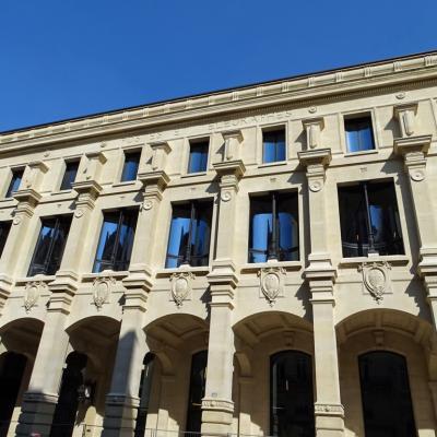 Poste de la rue du Louvre