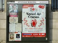 Affichage municipal
