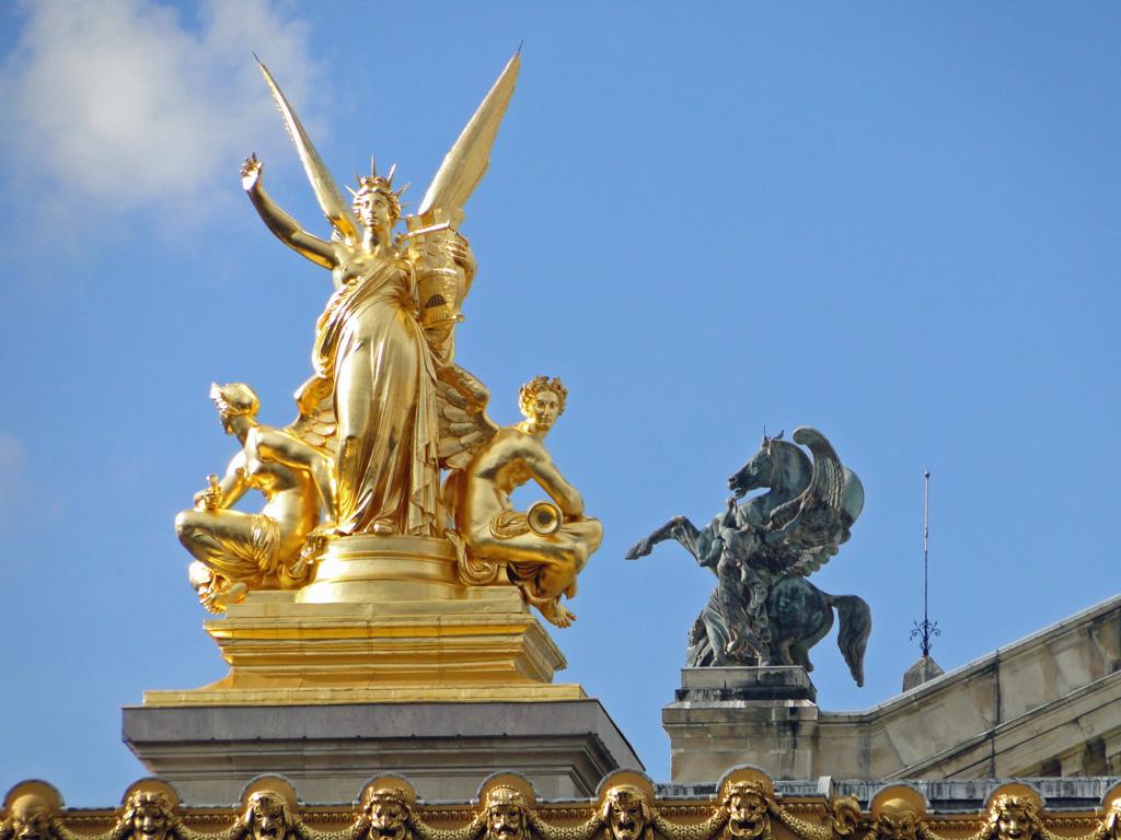 Opéra Garnier1, Paris