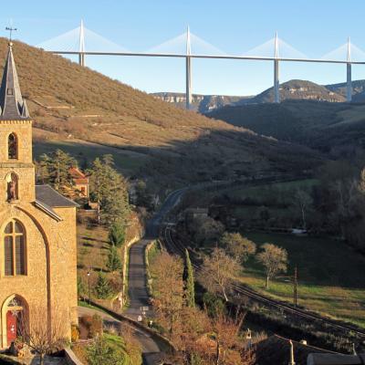 201610-Le viaduc de Millau