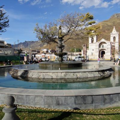 Place-de-village-typique