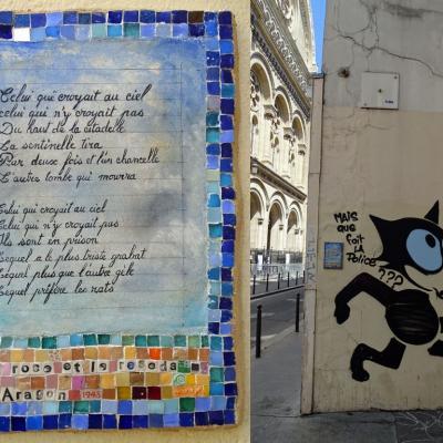 Poème rue