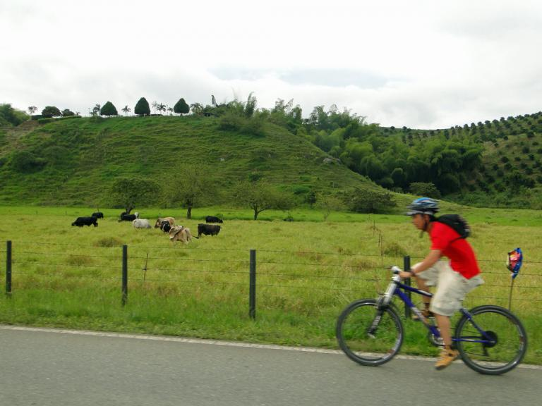 route-colombienne
