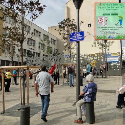 square Louise Michel