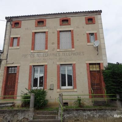 ex-poste Villeneuve d'Allier