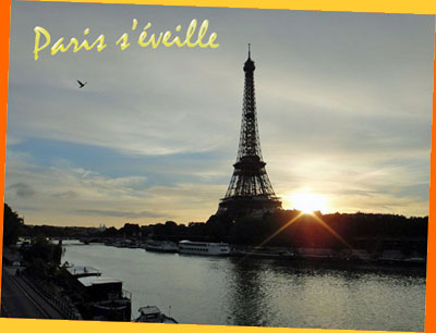 Paris s eveille